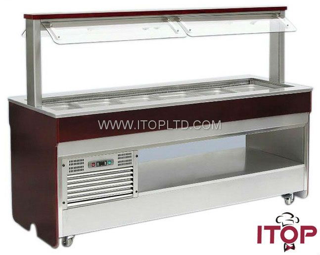 Bon Counter Top Salad Bar Wholesale, Salad Bar Suppliers   Alibaba