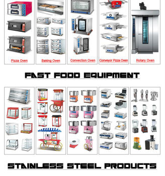 Beau Restaurant Kitchen Equipment Price List From China