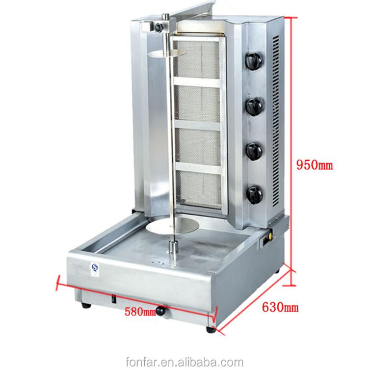 Multifunctional Shawarma Machine For Philippines /ce ...
