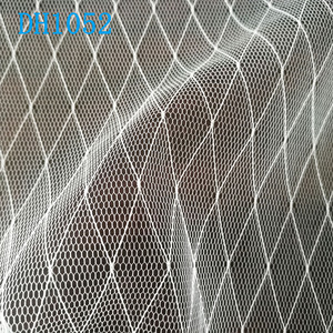wholesale stiff nylon tulle mesh fabric for veils DH1052