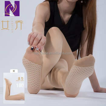 Wholesale Girls Leggings Tights Medical Slimming Legs Open Toe Tights Pantyhose 180d Medical Compression Tights