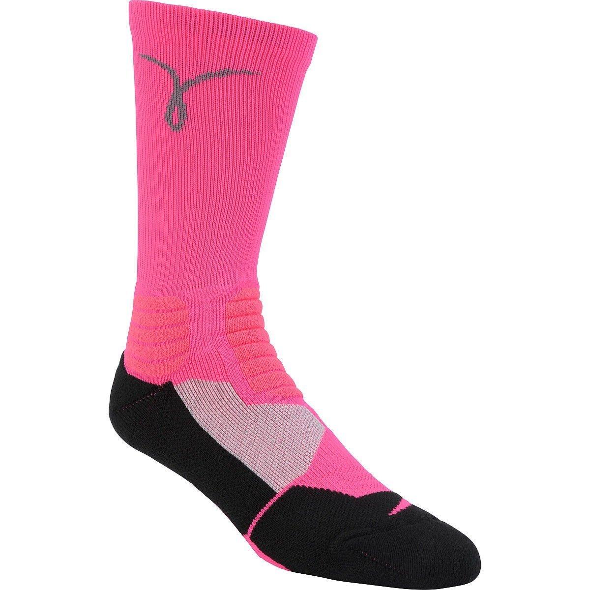 f4b3ac90da4ec Cheap Grey And Pink Elite Socks, find Grey And Pink Elite Socks ...