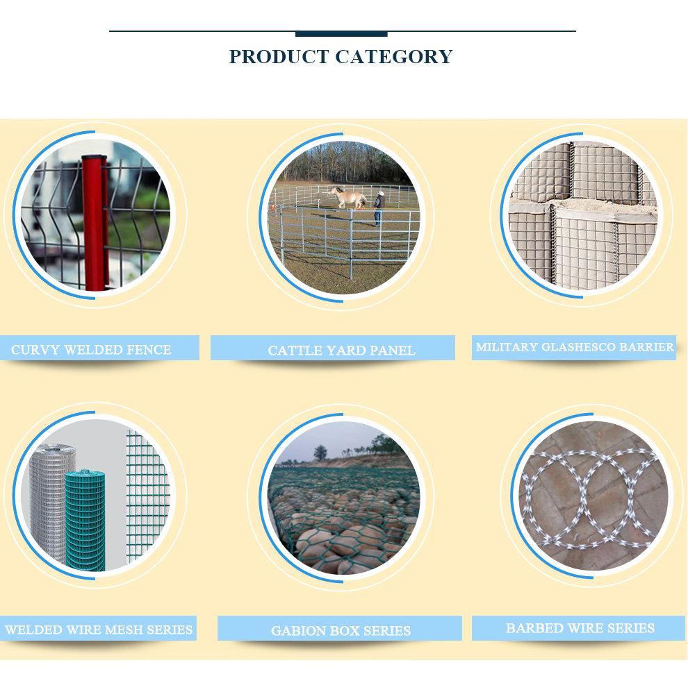 Anping County Yongchang Metal Products Co., Ltd. - Scourer,Hesco