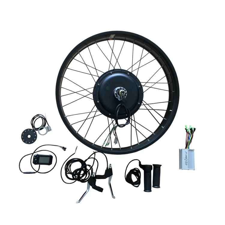 48 ボルト 1000 ワット電動自転車変換キットバッテリー