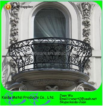 Morden Wrought Iron Juliet Balcony Railings Design Buy