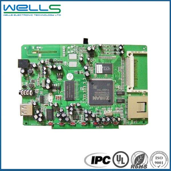 Diameter 0.25mm Spacing 0.1mm android phone pcb for PCB Assembly