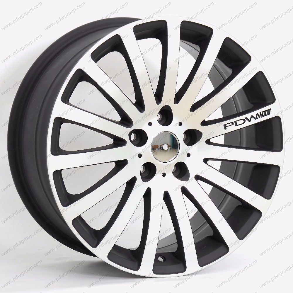 CUSTOM MADE ALUMINUM CAR RIMS FROM CHINA FACTORY