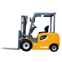 air conditioner for forklift cab FD50 5t