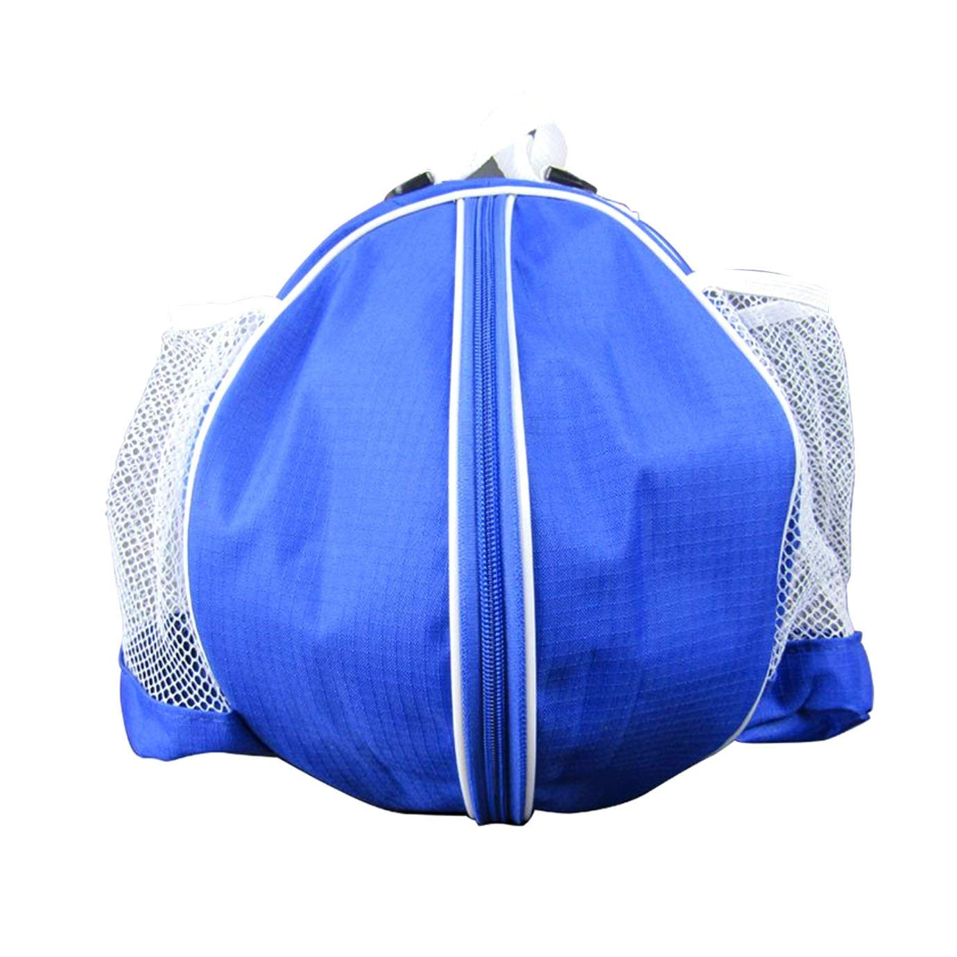 9245ff034a4c Get Quotations · Monique Professional Basketball Bag Backpack Football  Volleyball Pouch Carrier Holder Sports Ball Handbag