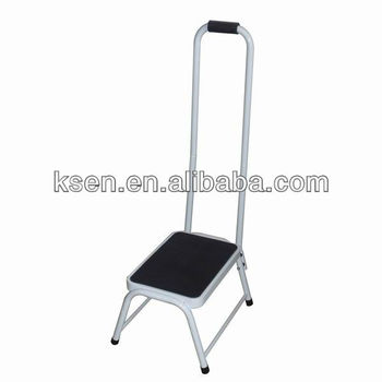 Terrific Steel Single Step Ladder With Handle Kc L01 Buy Steel Single Step Ladder Metal Ladder With Side Handle Ladder With Long Handle Product On Ocoug Best Dining Table And Chair Ideas Images Ocougorg