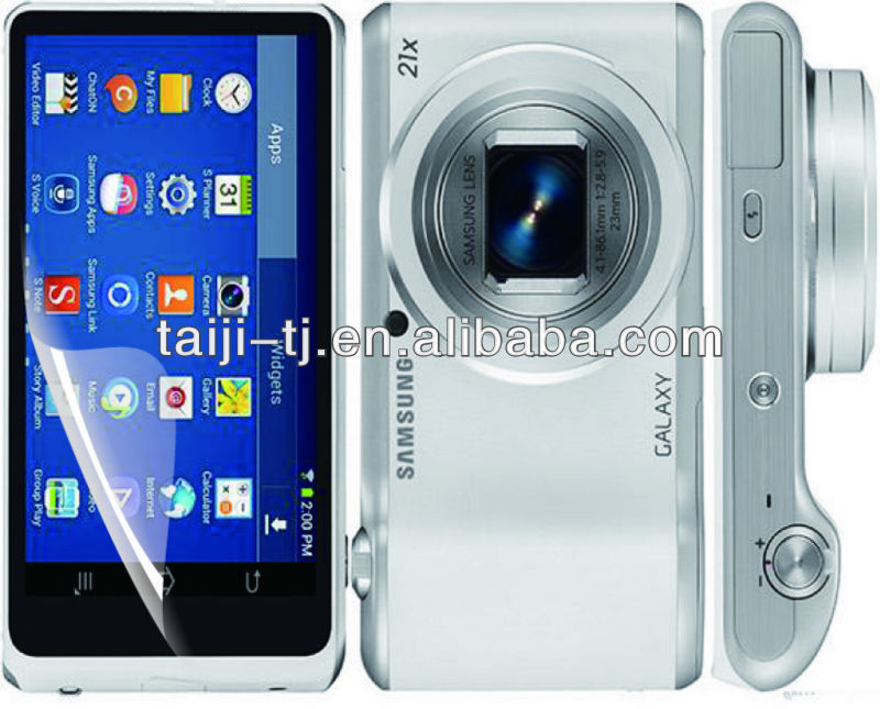 anti-fingerprint screen protector for samsung-galaxy-camera-2 GC200