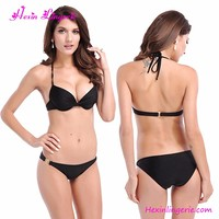 Summer Factory directly fashion women high cut thong swimsuit