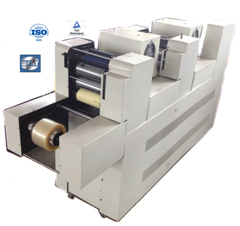 HT160-2 factory price automatic flexo printing machine two color