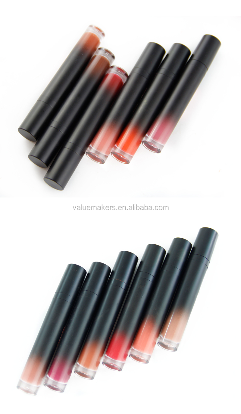 OEM Vegan Matte Lipgloss Wholesale macht Ihr eigenes Lipgloss Private Label