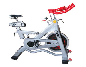 MND Fully adjustable seat and handlebar SPIN BIKE gym use spinning bike
