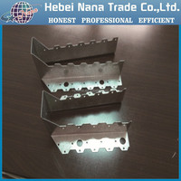Metal Fabrication Customized OEM Made By Drawing Galvanized Stamping Aluminium Mild Steel Joist Hanger