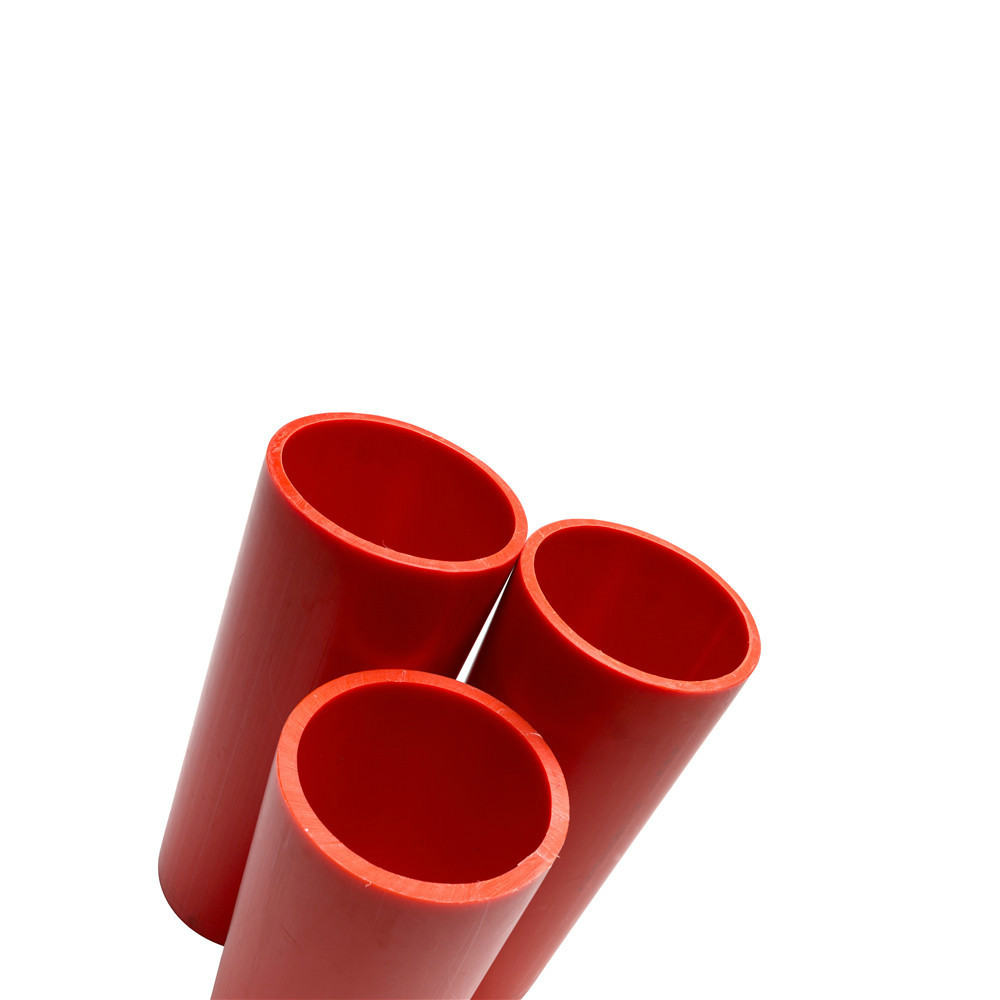 China Electric Cable Protection Tube Electrical Conduit Pipespvc Conduitpvc Manufacturers And Suppliers On