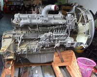 used diesel CC-6BG1 complete engine assy,excavator parts