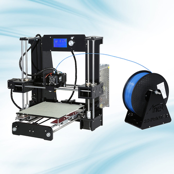 Latest PLA Printing Machine Anet A6 Professional 3d Printer Large Format Printer 3d Printer Price