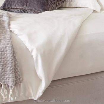 Box Packing Bamboo Bed Sheet/Hotel Bamboo Fiber Bed Linen