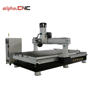 Rotate Spindle German Japanese 4 Axis Cnc Router Woodworking Machinery ...