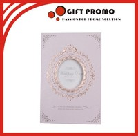 Luxurious Hollow Carved Wedding Invitation