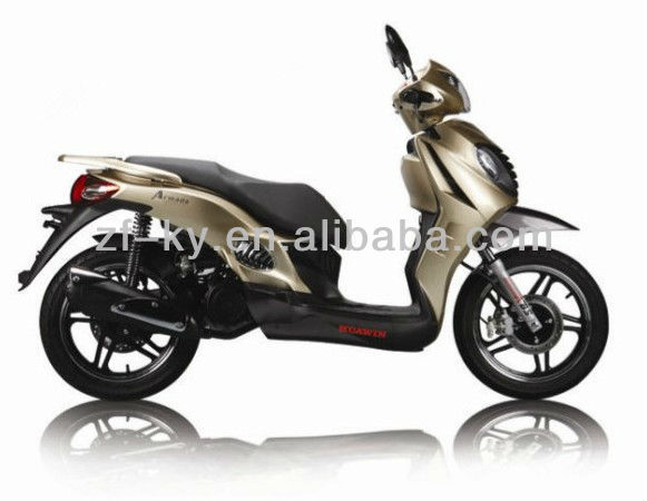 ZF-KYMCO PEDAL SCOOTER 150CC