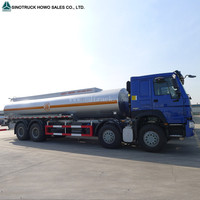 6x4 fuel/oil/tanker truck