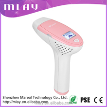 2016 popular portabl ipl hair removal machine for home use