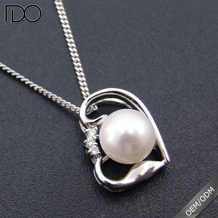2017 hot sale tahitian pearl necklaces