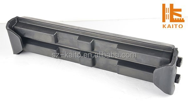 excavator track shoe/track link/track chain