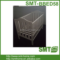 natural cot furniture / cot bed wood furniture / baby cribs