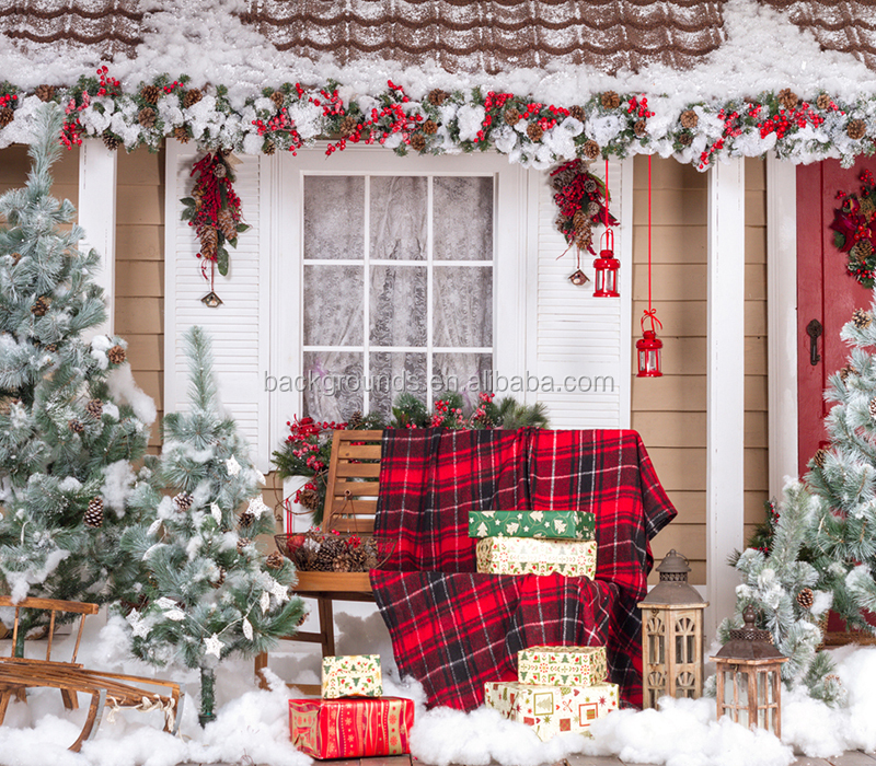 New design birthday background photography photo studio Backdrop/ Christmas Scenic background cloth