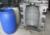 50l Oil Drum Extrusion Plastic Blow Molding Machine ...