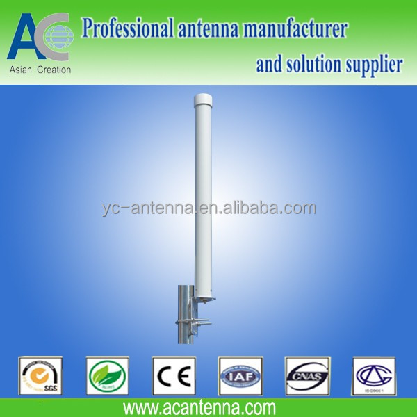 outdoor 2km wifi long range 5ghz omni mimo antenna