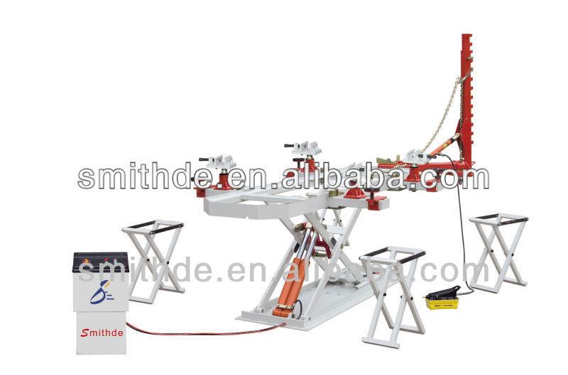 Smithde Bench For Collision Repair/heavy Truck Repair Equipment Car ...