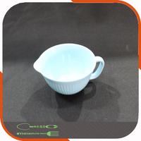 Square Shape Melamine White Coffee Mug Tea Cup