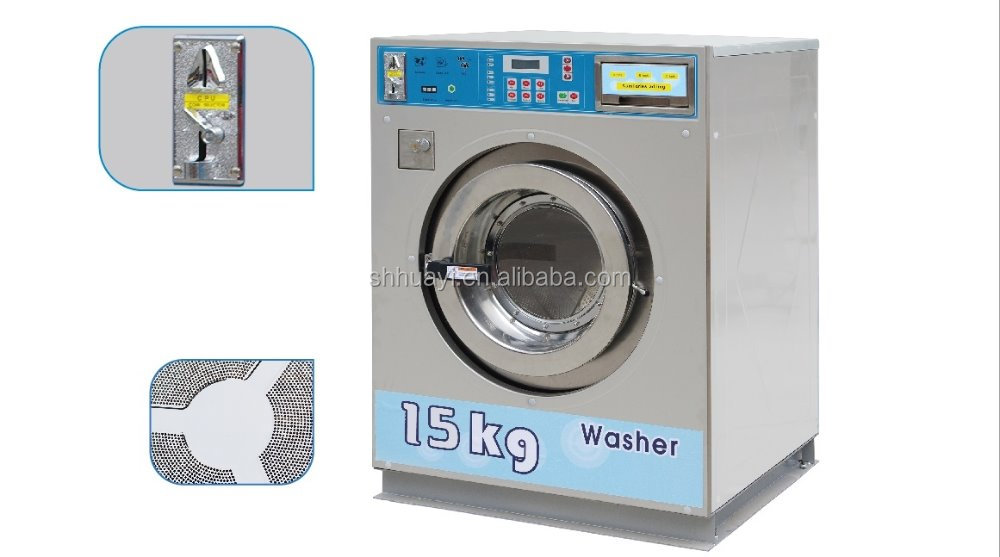 haute efficacit coin machine laver 15 kg coin op. Black Bedroom Furniture Sets. Home Design Ideas