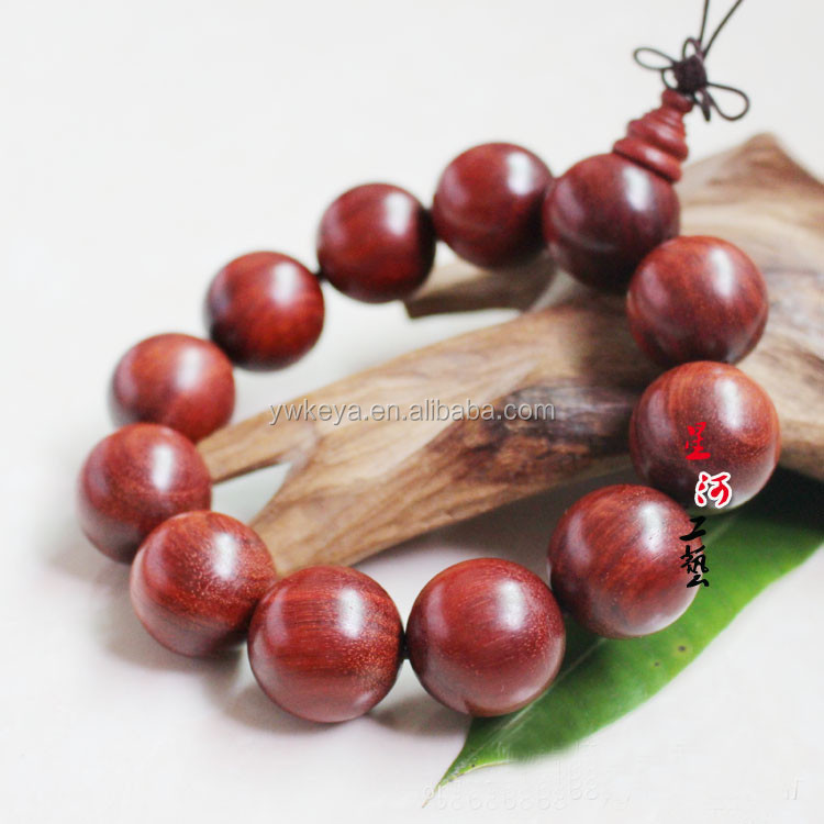 Wholesale Elastic String 18mm Baphia Nitida Tibetan Buddhist Prayer  Bracelet Mala - Buy Prayer Bracelet,Tibetan Prayer Beads,Wood Mala Beads  Product