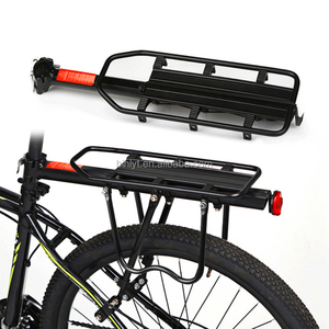 High Quality Bicycle Accessories Mountain Bike Rack Bicycle Rack Luggage Rack Load 50Kg Luggage Cycling for bike