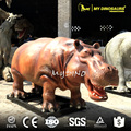 MY Dino AA-47 Amusement Park Animatronic Animal Hippo