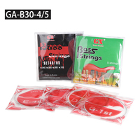 China factory made high quality bulk wholesale Bass guitar parts/electric bass strings