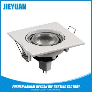 aluminum die-casting led road down fixture housing led lighting ceiling lamp shell