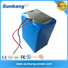Cheap price rechargeable li ion battery 60v 20ah lithium battery for electric scooter