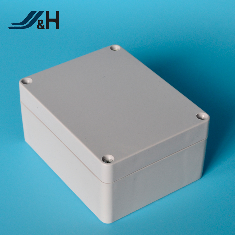 fully stocked ip65 plastic waterproof electrical junction box JHASB157