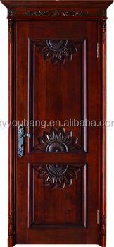 Year End Sales Discount Classic Bifold Closet Doors Sleek Pvc Wooden Door  China Factory