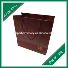 Top new stand up CUSTOMIZED PAPER BAG PACKAGING FOR BIRTHDAY GIFT