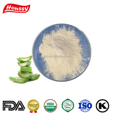 Houssy aloe vera powder extract for drugs use