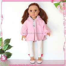 OEM factory price fashion cute 18 inch doll baby born wholesale