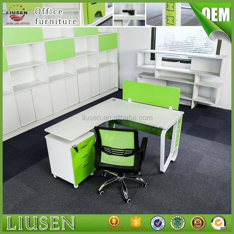 Hoge kwaliteit goedkope pc workstation meubels moderne for Good quality affordable furniture